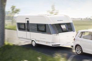 Hobby De Luxe Edition caravan model 2020