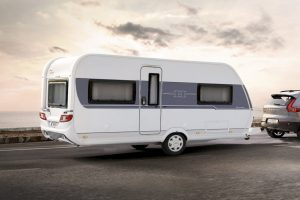 Hobby De Luxe caravan model 2020