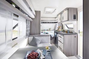 Hobby Ontour caravan model 2020