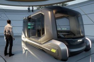 Hymer's Galileo Concept