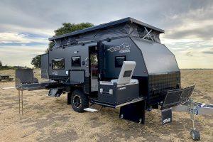 Opus OP 15 off-road caravan