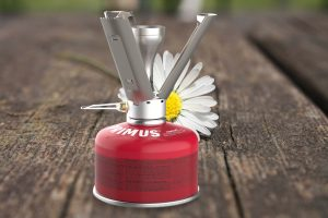 Compacte Primus Firestick brander