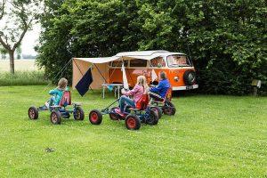 Meer gasten en overnachtingen op Nederlandse campings