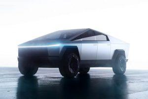 Tesla's Cybertruck: stevige elektrische caravantrekker annex offroadcamper