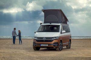 Volkswagen herstructureert en verbetert California-reeks
