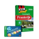 ACSI Campinggids Frankrijk + app 2020