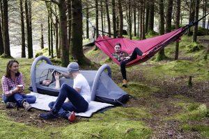 Crua Modus all-in-one kampeersysteem