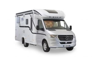 Laika M Edition camper