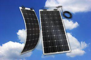 Teleco introduceert semi-flexibel zonnepaneel