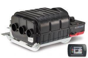 Teleco EcoEnergy gasgenerator voor LiFePo4 accu's
