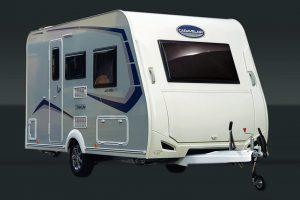 Caravelair Antares Style 390 Titanium actiemodel