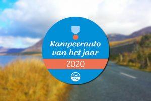 NKC Kampeerauto van het Jaar 2020: Titels gaan naar Weinsberg, Carado en Dreamer