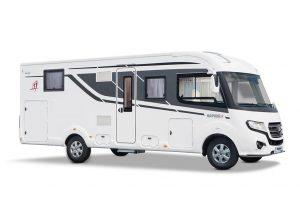 Rapido gaat weer campers met Mercedes basisvoertuigen bouwen