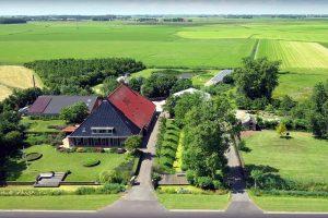 Landgoed Hizzard ook dit jaar gekozen tot Camperlocatie van het jaar