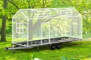 AL-KO bouwt modulair chassis voor tiny houses