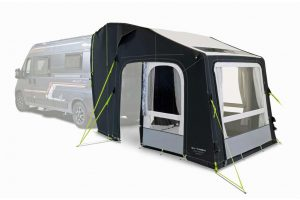 Kampa Dometic Rally AIR Pro 240 T/G  oppompbare bustent