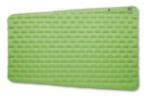 SLX Tent Floor Pad: tweepersoons slaapmat van Big Agnes