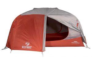 Klymit voegt Cross Canyon-tenten aan programma toe