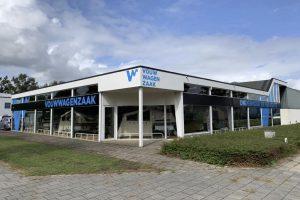 Vouwwagenzaak en CORS verhuisd van Zeist naar Amersfoort