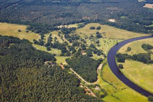 Eerste Nederlandse natuurcamping van Huttopia wordt binnenkort geopend