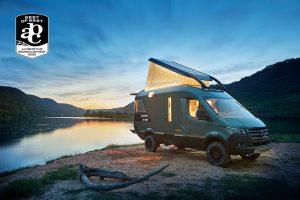 Hymers conceptcar VisionVenture wint prijs in automotivebranche