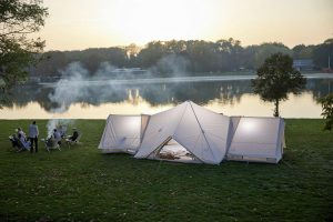 Nordisk Midgard tent