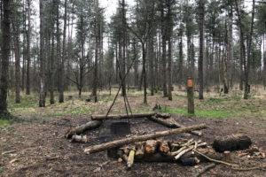 Staatsbosbeheer heft alle Paalkampeerplaatsen op