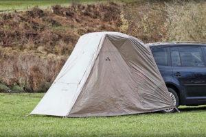 Vaude Drive Trunk: veelzijdige tent voor aan de kofferbak