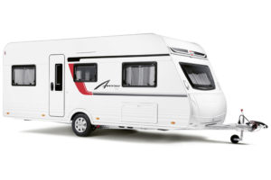 Bürstner Averso Plus vernieuwd in modeljaar 2021