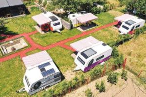 Caravanhotel aan Turkse kust is toevalstreffer