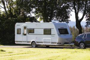 Dethleffs Aero caravan