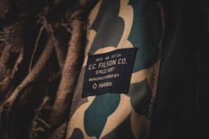 Filson en Helinox creëren samen 'limited edition' campingmeubilair