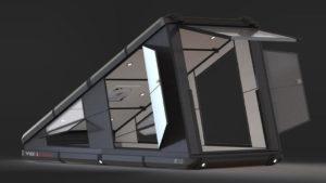 Redtail Overland Rooftop Camper