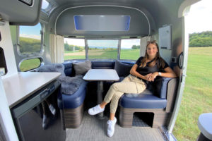 Airstream 534 caravan