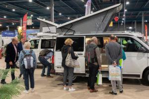 Explosieve groei verkoop caravans en campers
