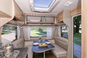 Eriba Nova Delight caravan