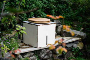 Vernieuwd Kildwick Easyloo droogtoilet