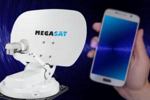 Megasat satellietontvangers straks ook via Bluetooth te bedienen