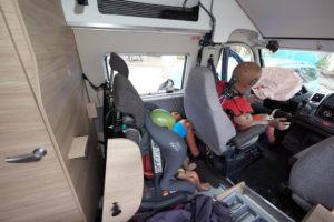 ADAC test botsveiligheid campers