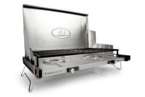 GSI Pinnacle Pro: extra slanke tweepits kookplaat