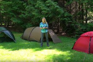 Hilleberg presenteert nieuwe tenten