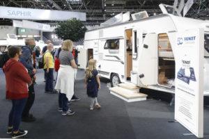 Caravan Salon 2020: minder bezoekers maar bijzonder succesvol