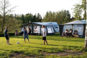 Door corona aanzienlijk meer jonge caravan- en camperbezitters