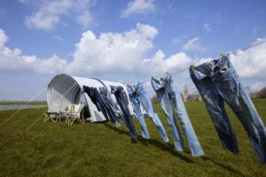 Karsten Blueline tent