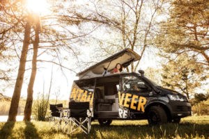 KEC Motors Mountaineer camper