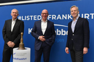 Knaus Tabbert AG beurs Frankfurt
