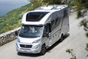 Adria campers modeljaar 2021