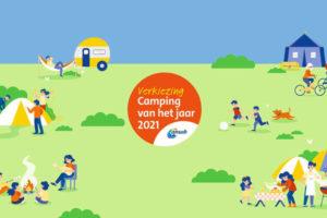 Verkiezing Camping van het Jaar 2021