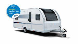 Caravan van het Jaar 2020: Adria Adora