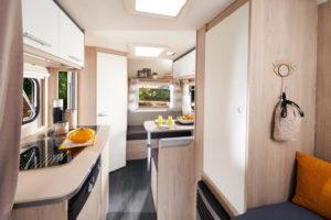 Caravelair Alba caravans modeljaar 2021